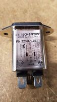 Schaffner EMC FN 9222-1-06 1A IEC inlet Filter