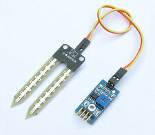 1Pcs New Soil Hygrometer Detection Moisture Sensor Module for Arduino + Probe
