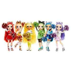 Rainbow High Cheer Series Collectable Fashion Doll. Brand NEW in Box.