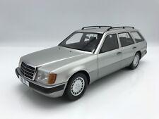 Mercedes 300 TE (S124) silber  1990 1:18 BOS  >>NEW<<