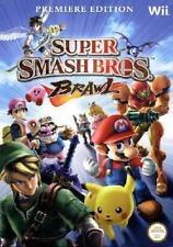 Super Smash Bros. Brawl: Spieleberater/Lösungsbuch - Wii - sehr guter Zustand