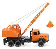WIKING 065203 - 1:87 - Communal - Camion grue (Magirus/Renard)