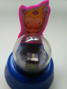 "2007 Code Lyoko Kid's Toy ""Ask Odd"" Fortune Telling Small Game Hardee's Promo"