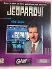 Jeopardy Vintage 1993 Alex Trebek Cd Game Macintosh Apple Computer Game (s)