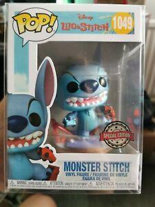 Funko Monster Stitch Exclusive Pop! Vinyl Figure