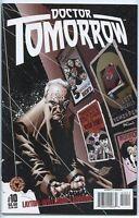 Doctor Tomorrow 1997 series # 10 near mint comic book