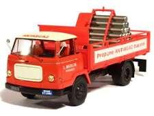 Unic Auteuil Gas Transporter Rouge / 1 Blanc 43 IXO