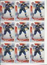 **Lot of 100** 15-16 Upper Deck UD Robby Fabbri Rookie Cards RC #8 NHCD Mint