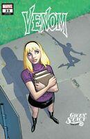 Venom #23 Cates Gwen Stacy Ramos Variant Marvel comic 1st Print 2020 unread NM