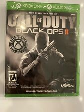 Sealed CALL OF DUTY Black Ops 2 Xbox One/360 Fast Free Ship