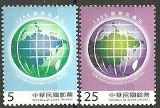 Taiwan - Internationaler Tag gegen Korruption Satz postfrisch 2009 Mi. 3463-3464