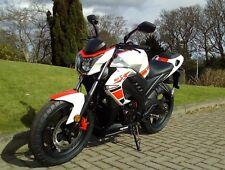 NEW Mototek MTR125-21a 125cc motorcycle motorbike sports bike