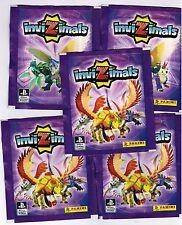 Italy Panini 2012 InviZimals Sticker Pack x5