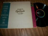 ERNIE FORD - SPIRITUAL WITH ME TENNESSEE W/ MUSIC BOOK
