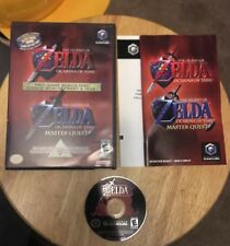 The LEGEND of ZELDA: Ocarina of Time (Nintendo GameCube) Master Quest RARE CIB