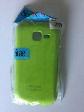 Coque Telephone Samsung Galaxy S3 Mini Plastique Vert Green Phone Cover
