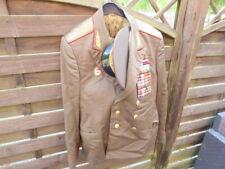 UDSSR SU Uniform General Heer - Mütze + Jacke + Hemd + Hose + Schlips