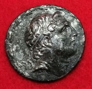 Silver Greek Tetradrachm