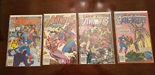 Marvel Avengers comic book lot 343 344 345 346  nm or better