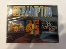 New Sealed 3 Peter Frampton The Farewell Tour Collector's Pins