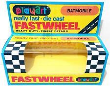 Repro PLAYART FASTWHEEL Window BOX for 1966 Batman Batmobile Diecast Car 1:64