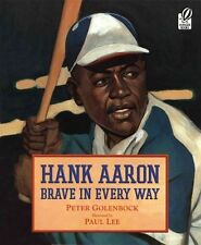Hank Aaron: Brave in Every Way-ExLibrary