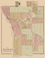 Stillwater Minnesota - Andreas 1874 - 23.00 x 29.79