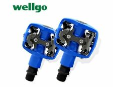 Wellgo WPD-823 MTB Mountain road Bike pedal Clipless Bicycle Cycling Pedals