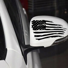 New American Flag Auto SUV Bumper Window Decal Sticker Decor Car Accessories Hot