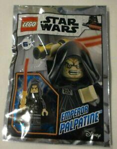 LEGO DISNEY STAR WARS: Emperor Palpatine  Set 912169 NEW