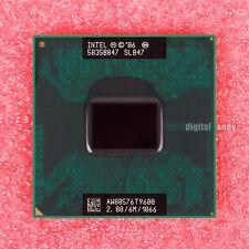 Intel Core 2 Duo T9600 2.8 GHz Dual-core CPU Processor SLB47 SLG9F AW80576T9600