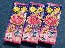 3 x Sailor Moon Sebon Star - Premium Pendant - From Kabaya in Japan