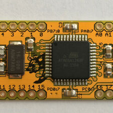 Mighty Mini ATMega1284p compatible with Arduino