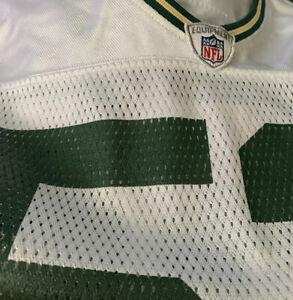 Onfield Reebok Clay Matthews 52 White Womens Packers Jersey Size Medium