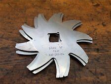 original SABO Vertikutierer Messersatz Vertikutiermesser für John Deere D 38 R