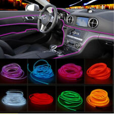 LED Car Interior Decorative Atmosphere Wire Strip Light Lamp Accessories Decor