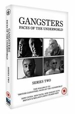 **NEW** Gangsters: Faces Of The Underworld - Series Two (The Full Series) DVD UK