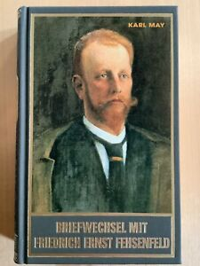 Buch Karl May - Band 92 - Briefwechsel mit Friedrich Ernst Fehsenfeld