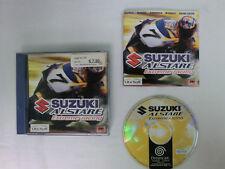 Suzuki Alstare Extreme Racing für  Sega Dreamcast - PAL - CIB - Komplett !