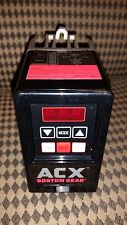 BOSTON GEAR ACX2003 DRIVE 1 OR 3 PHASE 208-230VAC 1/3HP AC INVERTER