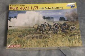 Dragon 1/35 Pak 43/3 L/71 mit Behelfslafette DR 6522