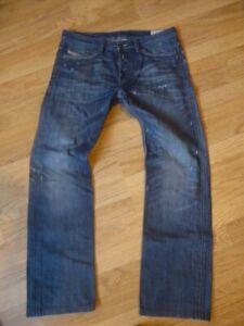 mens DIESEL viker jeans - size 34/30 good condition