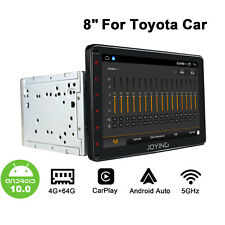 Joying 8 Inch Android 10 GPS for Toyota Universal Car Stereo IPS 1280X720 Screen