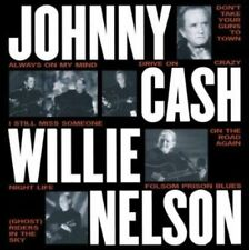 CD de musique country rock Willie Nelson