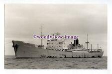 jc0017 - Anchor Line Cargo Ship - Glenmoor , built 1953 - photograph J Clarkson
