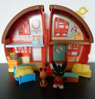 FISHER PRICE Cbeebies Interactive Bing Bunny's House Playset COMPLETE