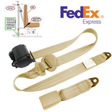 Adjustable Car Seat Safety Belt Extender Extension Buckle Shoulder Seatbelt Us(Fits: Badger Fwd)