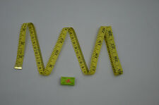 Yellow Body Measuring Ruler Sewing Tailor's Tape Measure Soft Flat Ruler R002