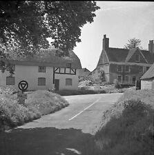 B/W Negative Ham Wiltshire 1950 + Copyright DB1352