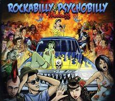 ROCKABILLY & PSYCHOBILLY MADNESS 2 CD NEUF